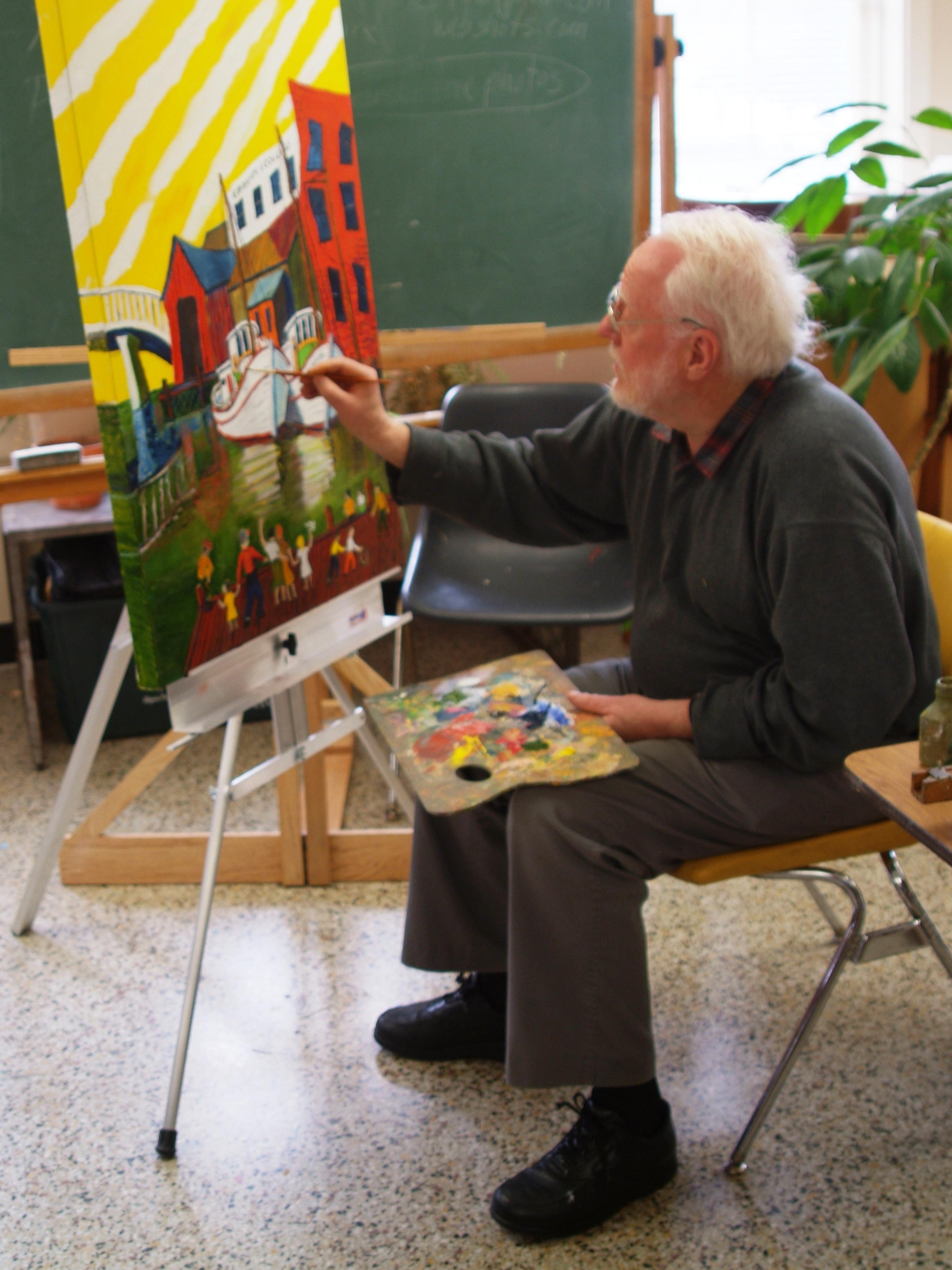 Adult Art Class Painting Ron Jensen (2).jpg