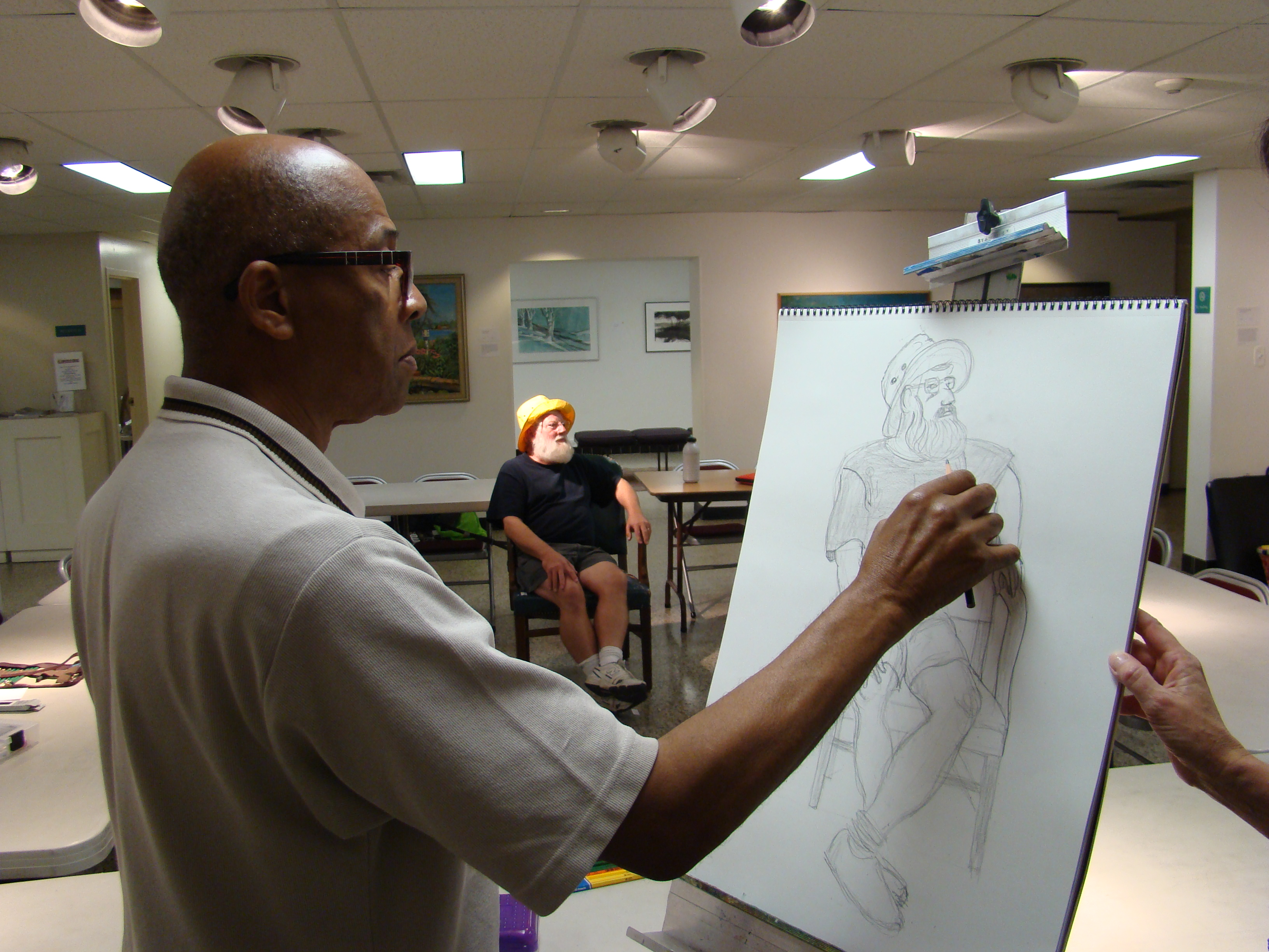 Adult Drawing Class - Portraits 10.2012 (2).jpg