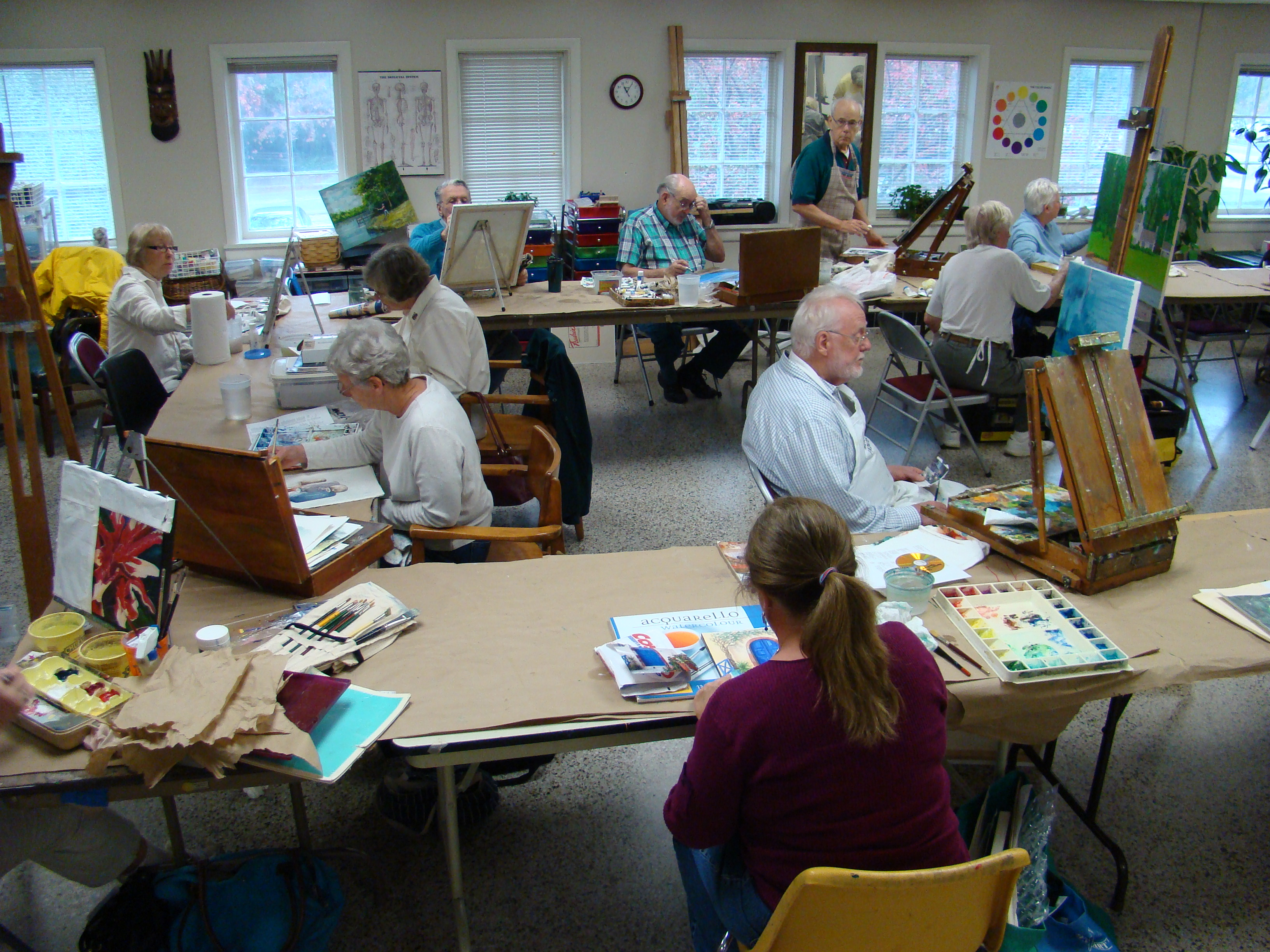 HAL Tuesday painters 10.2009 (2).jpg