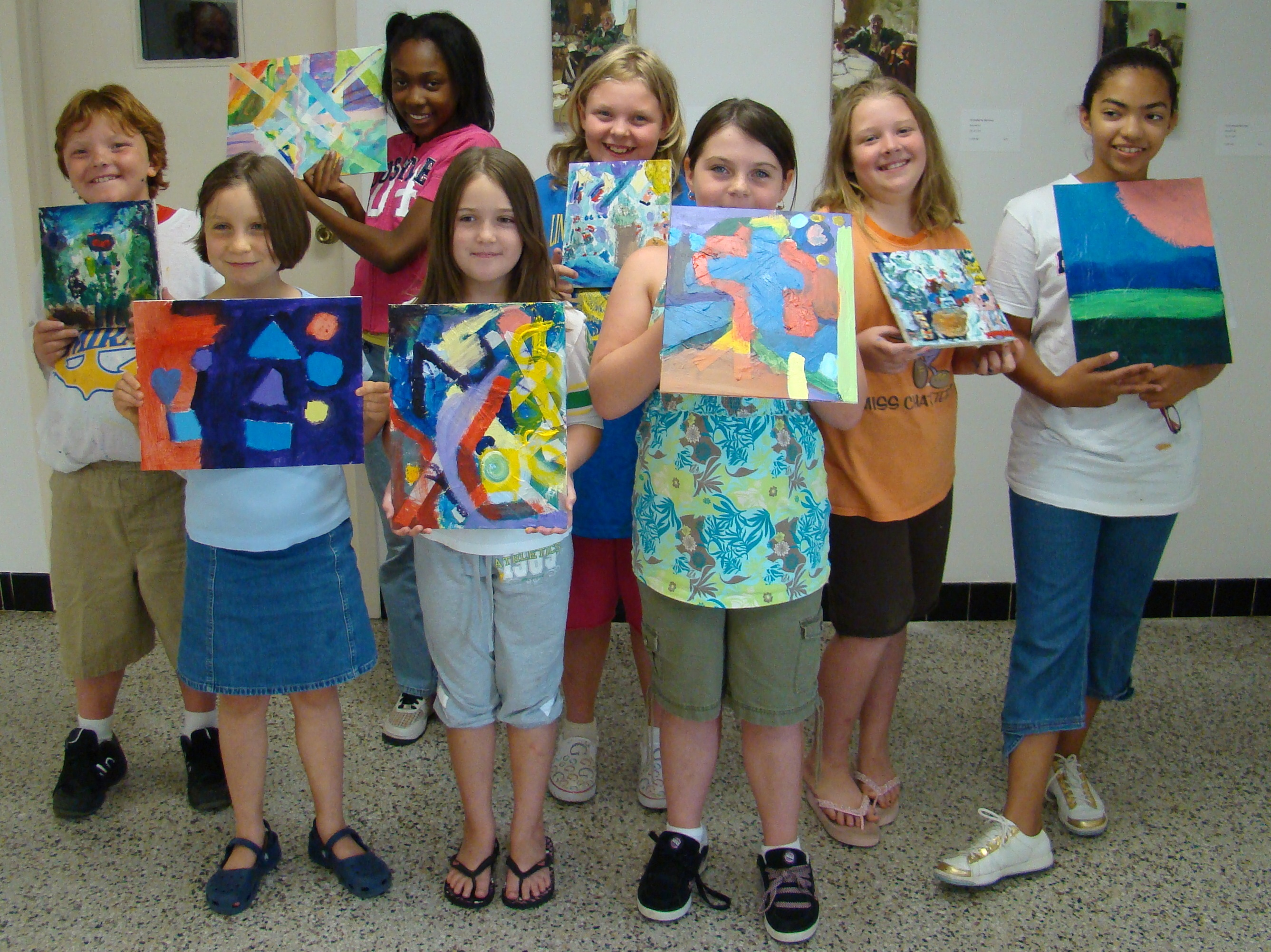 Page 34-35 Childrens Art Class Summer.jpg